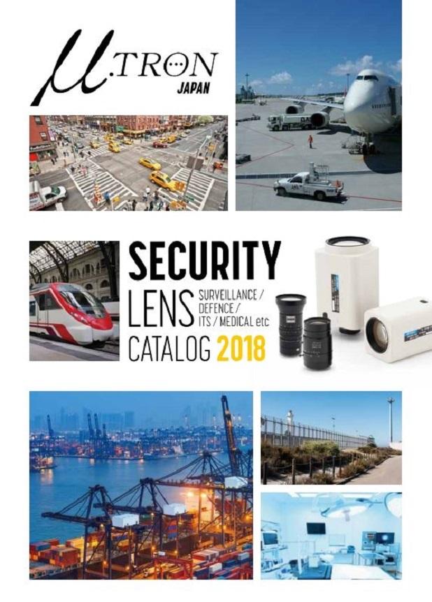 Myutron Security Catalogue 2019